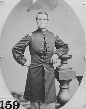 From A Carte De Visite New York State Military Museum Used With Permission